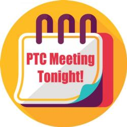 PTC/SAC Meeting Tonight